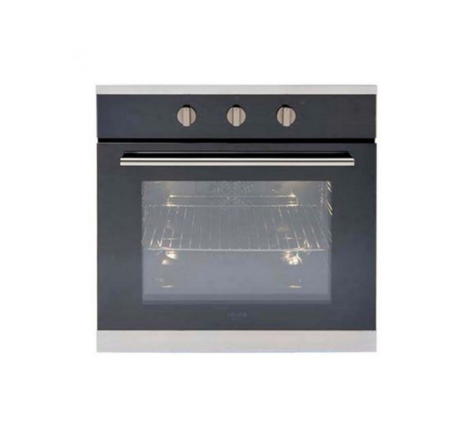 Euro 60cm Fan Forced Electric Oven, Model: EV600BSS2