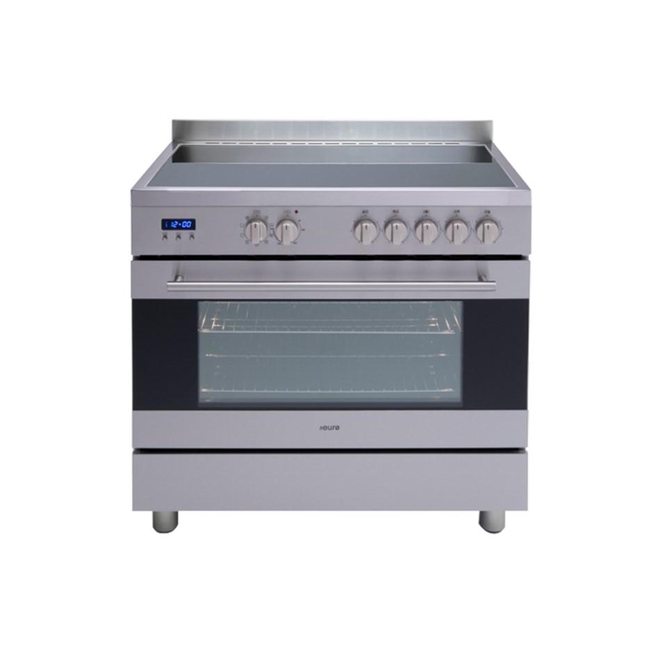 Euro 90cm Freestanding Oven, Model: EV900EESX