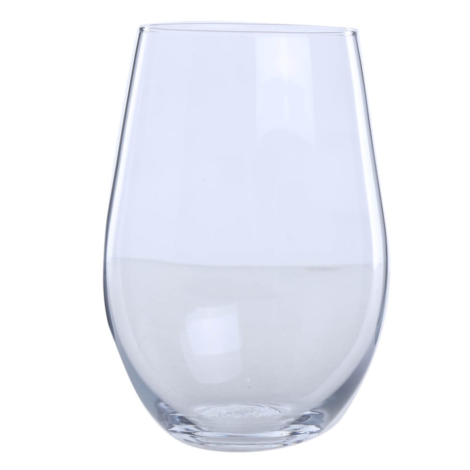 4 x MAXWELL & WILLIAMS Mansion Stemless Drinking Glasses, 580mL. (SN:CC6666