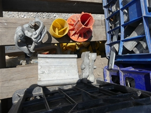 Scaffolding Parts 1 X pallet assorted sc