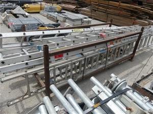 Various Aluminium Ladders Make: Various