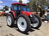 <p>2016 YTO LX904H Tractor with 7 Hours</p>