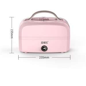 Double Layer Self heating lunch box