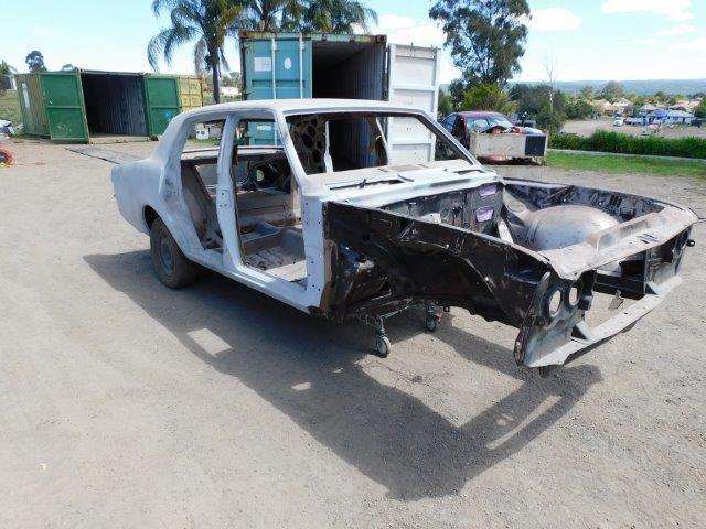 Holden HG Premier 4 Door Sedan
