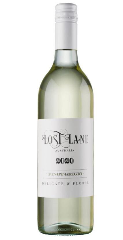 Lost Lane Pinot Grigio 2020 (12 x 750mL) SEA