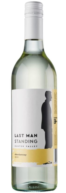 Last Man Standing Chardonnay 2019 (12 x 750mL) Hunter Valley, NSW