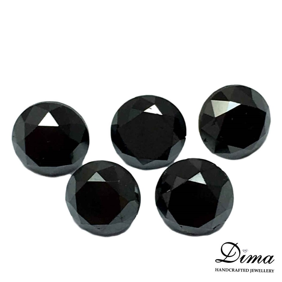 Five Loose Diamond, 4.50ct in Total