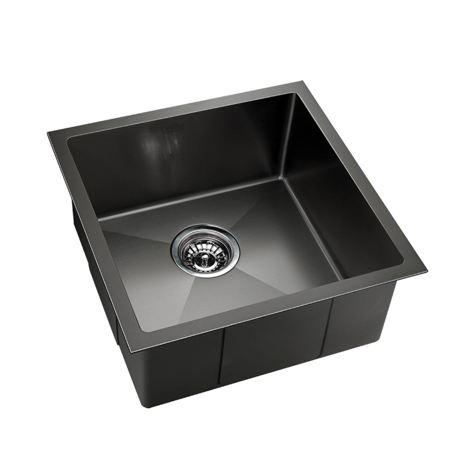 Cefito 510x450mm Nano Stainless Steel Kitchen Sink