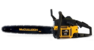 MCCULLOCH M4620, Chainsaw, RRP$339