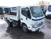Unreserved Ex-Hire Tipper Truck & Utility