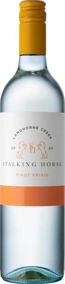 Stalking Horse Pinot Grigio 2020 (12 x 750mL) Langhorne Creek, SA