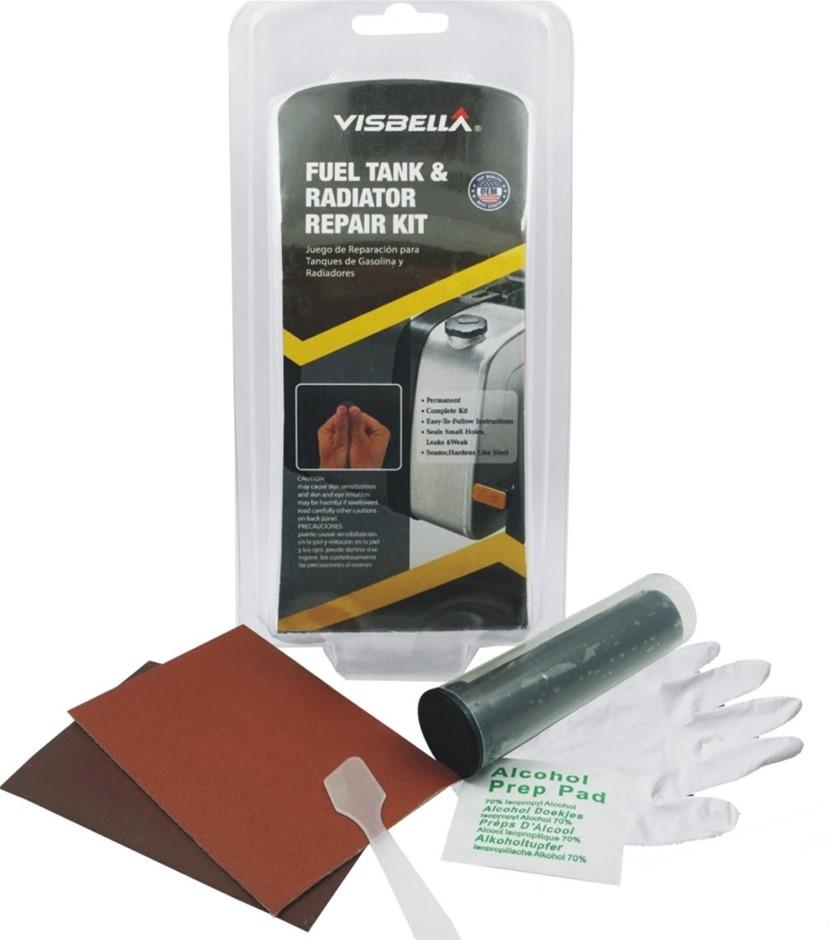 2 x VISBELLA DIY Fuel Tank & Radiator Repair Kit