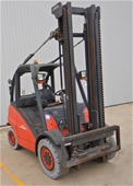 National Major Event: Linde Forklifts & Pallet Trucks -SA