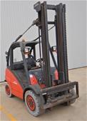 National Major Event: Linde Forklifts & Pallet Trucks -SA
