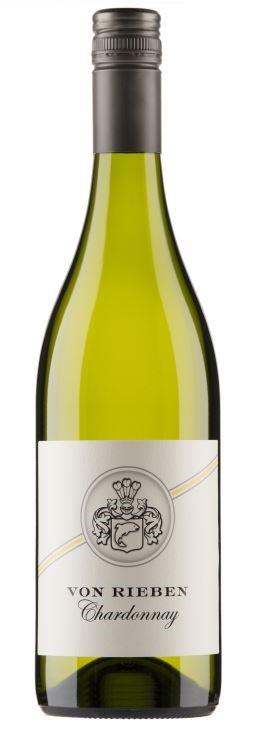 Von Rieben Chardonnay 2020 (12 x 750mL) SA