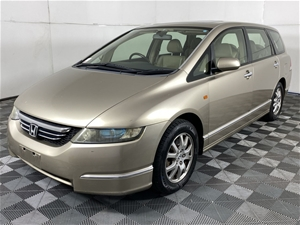 2004 Honda Odyssey Luxury Automatic 7 Se