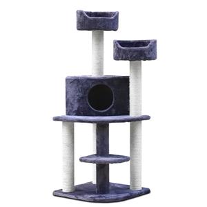 i.Pet 126cm Multi Level Cat Scratching T