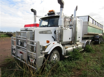 Western Star Constellation Prime Mover