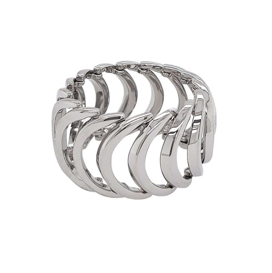 Calvin Klein Womens Stainless Steel Ring