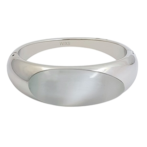 Calvin Klein Ladies Closed Bangle