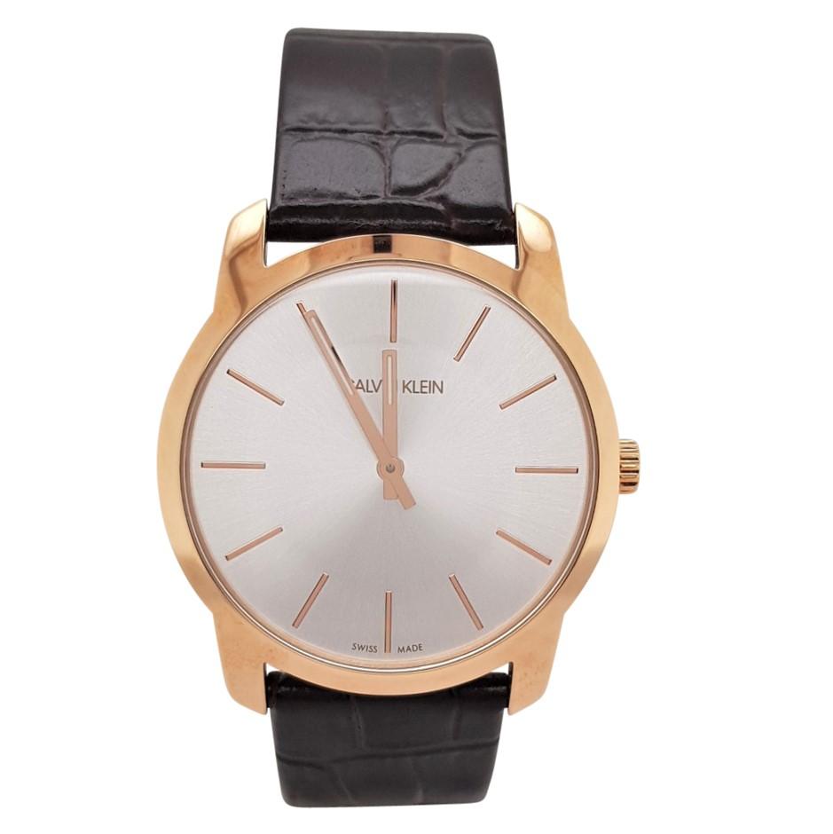 Calvin Klein Unisex Watch