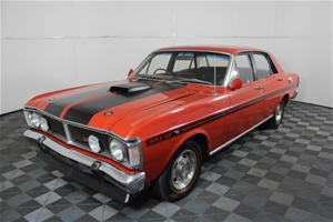 1971 FORD XY GT (S.A. FAIRMONT)