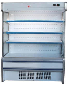 OPEN CASE DISPLAY FRIDGE