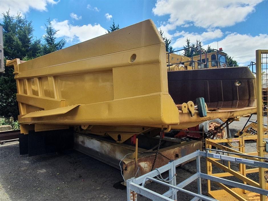 2003 Caterpillar 773 Dump Truck Body