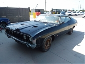 1972 Ford Falcon XA GT HardTop (Parked up since 1984)