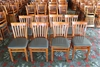 Set of 8 Dining Chairs (BID PRICE PER EACH SET)