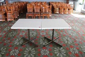 2x Dining Table (BID PRICE PER EACH SET)