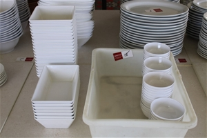 Assorted Plastic Bowls