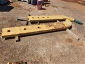 Caterpillar D11R Dozer Blade and Parts