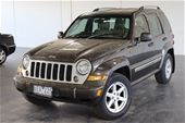 Unreserved 2006 Jeep Cherokee Limited (4x4) KJ