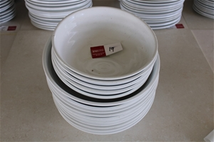 Approx 15 Serving Bowls