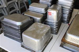 Medium Sized Bain-Marie Trays