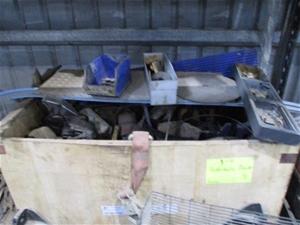 Qty 4 x Pallets Workshop Sundries