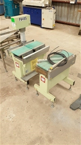 Anritsu Reject Conveyor and Check Weighe
