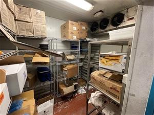 Contents of Freezer Room