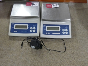 Qty 2 x Excell S1-130 Electronic Counter