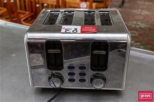 Onko LD-T7009 Four slice Toaster