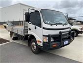 2004 Hino U414 4 x 2 Tray Body Truck