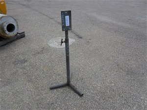 Steel Stand or Sign Holder