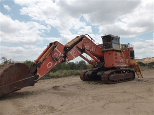 2005 Hitachi EX2500-5 Shovel