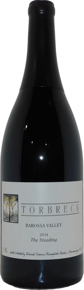 Torbreck The Steading GSM Magnum 2014 (1 x 1.5L), SA, Cork Closure