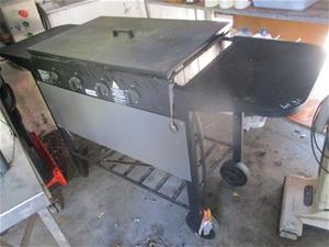 Jumbuck 4 Burner Barbecue