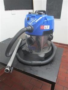 Nilfisk Multi 20 Inox Vacuum Cleaner