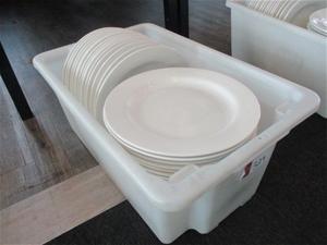 Tub Quantity Dinner Plates