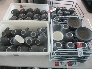 Quantity Bevande Tea/Coffee Cups