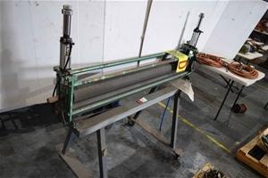 Pneumatic Operated Roller Laminator